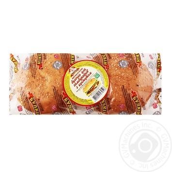 Булочки Булкин для гамбургеров с кунжутом 2*70г
