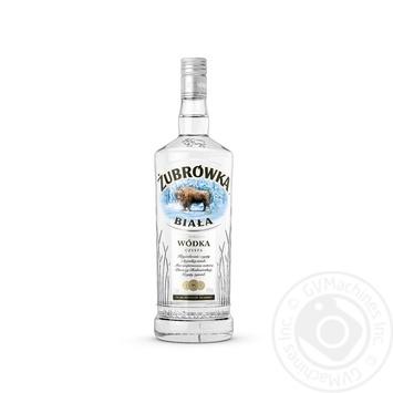 Zubrowka Biala Vodka 40% 1l - buy, prices for Novus - image 1
