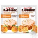Краситель Украса пищевой оранжевый 5г