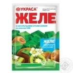 Желе Украса вкус киви 90г