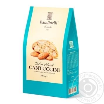 Печенье Bandinelli Кантучини с миндалем 100г