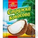 Кокосовая стружка Деко 20г