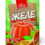 Deko Orange Jelly 90g