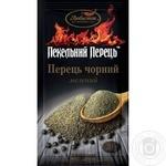 Перец Любисток черный молотый 20г - купить, цены на Novus - фото 1