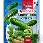 Spices Deko for cucumbers 30g