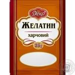 Deko Gelatin food 25g