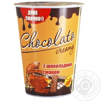 Chocolato Creamy Pasta with chocolate taste 400g - buy, prices for Tavria V - image 1