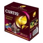 Чай ягодный Curtis Fantasy Berries 20шт 34г