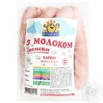Yatran milk boiled sausages 490g - buy, prices for Furshet - image 1