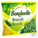 Капуста Броколі Banduelle заморожена 1кг