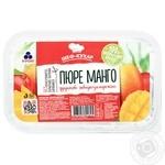 Пюре манго Рудь Шеф-повар фруктовое быстрозамороженное 500г