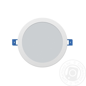 Світильник вбудований круглий світлодіодний ELM Disk V 9W 6500 26-0055