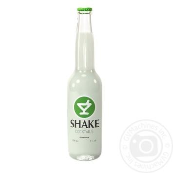 Напій слабоалкогольний Шейк Бора Бора 7%об. 330мл - купити, ціни на Novus - фото 1