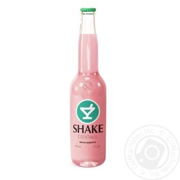 Напій слабоалкогольний Шейк Текіла Сомбреро 7%об. 330мл - купити, ціни на Novus - фото 1