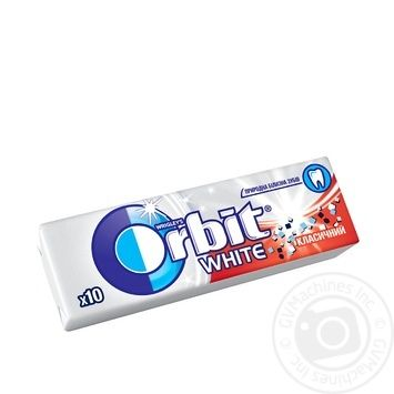Chewing gum Orbit mint 14g - buy, prices for Tavria V - image 1