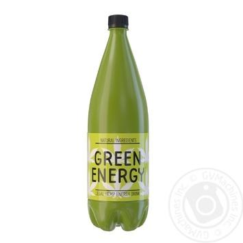 Напій енергетичний Green Energy 1л - купити, ціни на МегаМаркет - фото 1