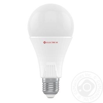 Лампа Electrum светодиодная A80 18W PA LS-33 Elegant Е27 6500 A-LS-1453 - купить, цены на УльтраМаркет - фото 1