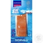 Norven light-salted trout fillet-piece 300g