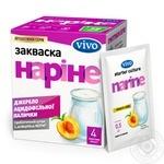 Закваска сухая бактериальная Vivo Наринэ Пробиотическая серия в пакетиках 4*0,5г
