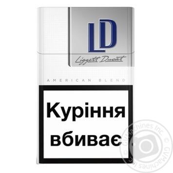 Цигарки LD Silver - купити, ціни на Метро - фото 2