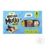 AVK Who Said Muuu Milk and Cocoa Waffles 58g - buy, prices for EKO Market - photo 2