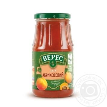 Veres Apricot Jam 620g - buy, prices for Tavria V - image 1