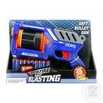 Пистолет М Три игрушечный блистер YBN-25