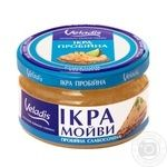 Capelin breackout roe slightly salted Veladis 180g - buy, prices for MegaMarket - image 1