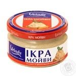 Capelin roe with smoked squid pieces Veladis 180g - buy, prices for Auchan - image 1