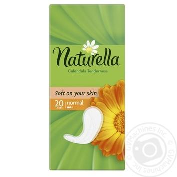 Liners Naturella Calendula Normal 20pcs - buy, prices for Novus - image 1