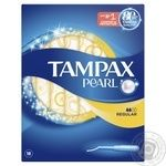 Тампоны Tampax Pearl Regular 18шт