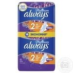 Always Ultra Platinum Normal Plus Duo Hygienical Pads 16pcs
