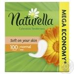 Прокладки ежедневные Naturella Calendula Normal 100шт