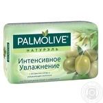 Мыло Palmolive Натурэль Интенсивное увлажнение с экстрактом оливы и увлажняющим молочком 90г