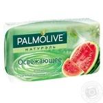 Мило Palmolive Натурель Освіжаюче Літній Кавун туалетне гліцеринове  90г