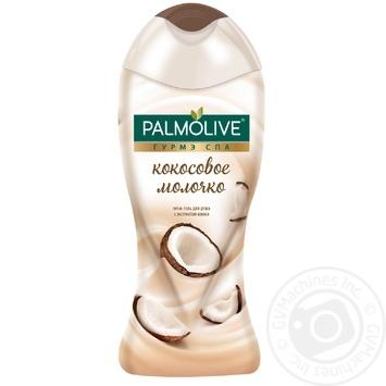 Гель-крем для душу Palmolive Gourmet Spa Кокосове молоко 250мл - купити, ціни на Метро - фото 6