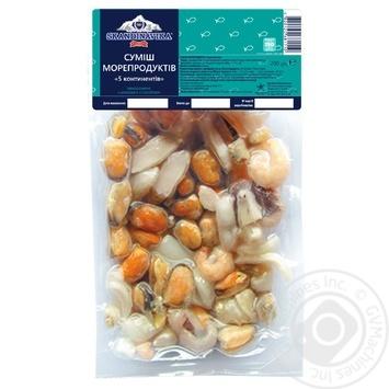 Коктейль з морепродуктів Скандінавіка 200г - купити, ціни на Восторг - фото 1