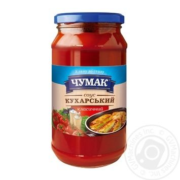Chumak Classic Cooking Sauce 450g - buy, prices for MegaMarket - image 1