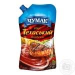 Соус Чумак Техасский барбекю 200г - купить, цены на Novus - фото 1
