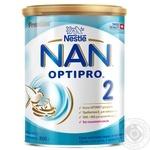 Суміш молочна Нестле Нан 2 суха для дітей з 6 місяців 800г
