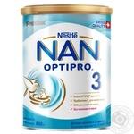 Суміш молочна Нестле Нан 3 суха для дітей з 12 місяців 800г