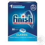 Засіб Finish Classic для миття посуду в посудомийних машинах в таблетках 90шт