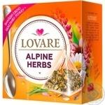 Чай Lovare Альпійські трави 15шт*2г