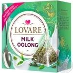 Чай зеленый Lovare Молочный улун 15шт*2г
