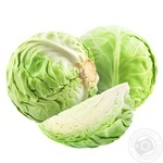 Cabbage young kg