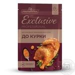 Приправа Pripravka Exclusive Professional для курицы натуральная без соли 50г - купить, цены на Фуршет - фото 1
