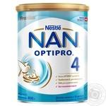 Смесь молочная Nestle Nan 4 Optipro сухая для детей с 18 месяцев 800г