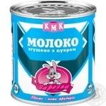 Молоко згущене Заречье з цукром 2% 370г - купити, ціни на Novus - фото 1