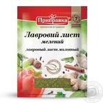 Лавровый лист молотый Pripravka 20г - купить, цены на Novus - фото 1