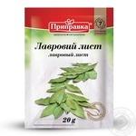 Лавровий лист Pripravka 20г - купити, ціни на Novus - фото 1